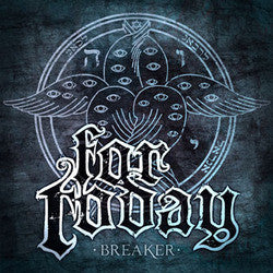 "For Today ""Breaker"" CD"