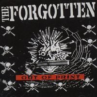 "The Forgotten ""Out Of Print"" CD"