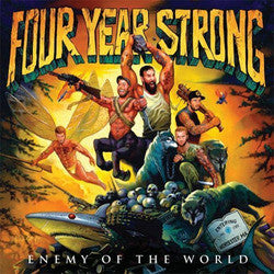 "Four Year Strong ""Enemy Of The World"" CD"