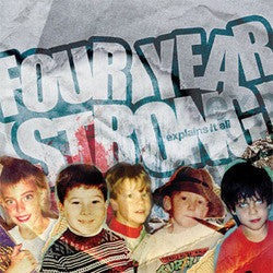 "Four Year Strong ""Explains"" CD"