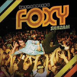 "Foxy Shazam ""Introducing"" CD"