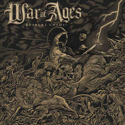 "War Of Ages ""Supreme Chaos"" CD"