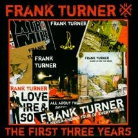 "Frank Turner ""The First Three Years"""