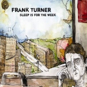 "Frank Turner ""Sleep Is For The Week"" CD"
