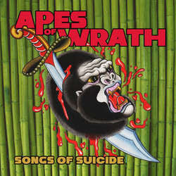 "Apes Of Wrath ""Songs Of Suicide"" 7"""