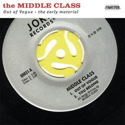 "The Middle Class ""Out Of Vogue"" LP"