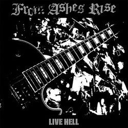 "From Ashes Rise ""Live Hell"" LP"