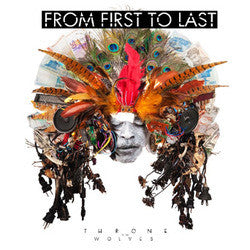 "From First To Last ""Throne To The Wolves"" CD"