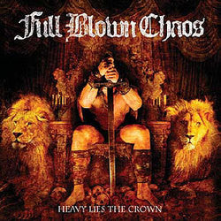 "Full Blown Chaos ""Heavy Lies The Crown"" CD"