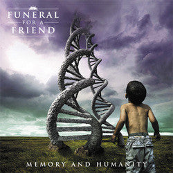 "Funeral For A Friend ""Memory and Humanity""CD"