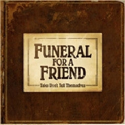 "Funeral For A Friend ""Tales Don't Tell Themselves"" CD"