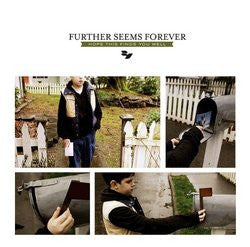 "Further Seems Forever ""Hope This Finds You Well"" CD"