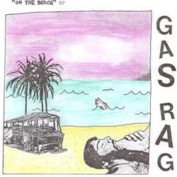 "Gas Rag ""On The Beach"" 7"""