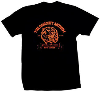 "The Gaslight Anthem ""Jukebox Romeos"" T Shirt"