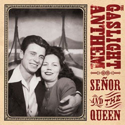 "The Gaslight Anthem ""Senor And The Queen"" 2x7"""