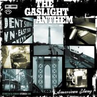 "The Gaslight Anthem ""American Slang"" CD"