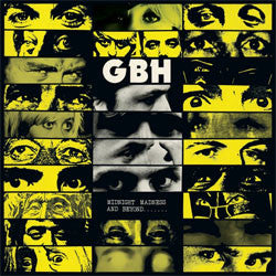 "GBH ""Midnight Madness And Beyond"" LP"