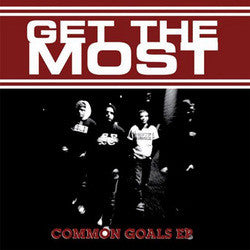 "Get The Most ""Common Goals"" CD"