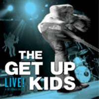 "The Get Up Kids ""Live at the Granada Theater"" CD"
