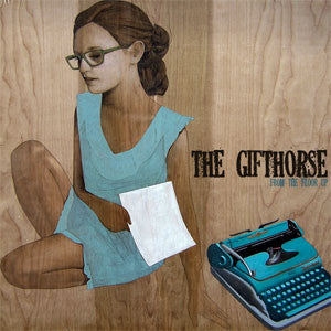 THE GIFTHORSE 'From The Floor Up' CD