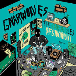 "Gnarwolves ""Chronicles Of Gnarnia"" CD"