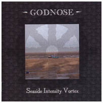 "Godnose ""Seaside Intensity Vortex"" CD"