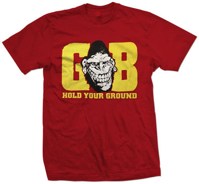 "Gorilla Biscuits ""GB"" T Shirt"