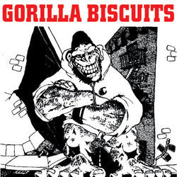 "Gorilla Biscuits ""<i>Self Titled</i>"" CD"