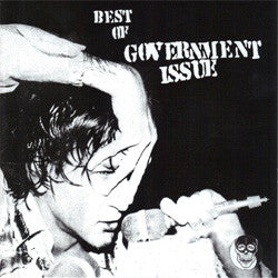 "Government Issue ""Best Of"" LP"