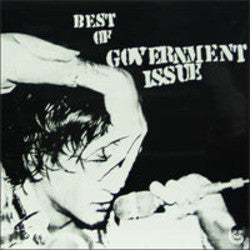 "Government Issue ""Best Of"" CD"