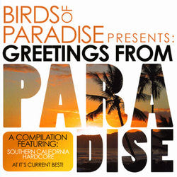 "Various Artists ""Greetings From Paradise"" 7"""
