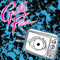 "Guilty Faces ""Domestic Blues"" LP"