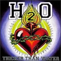 "H2O ""Thicker Than Water"" CD"
