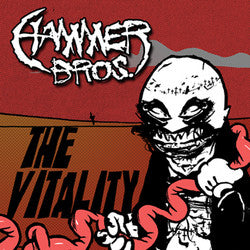 "Hammer Bros ""The Vitality"" CD"
