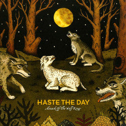 "Haste The Day ""Attack Of The Wolf King"" CD"