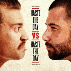 "Haste The Day ""Haste The Day Vs. Haste The Day"" CD/DVD"