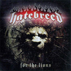 "Hatebreed ""For The Lions"" 2xLP"