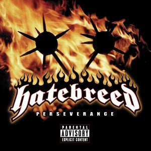 "Hatebreed ""Perserverance"" CD"