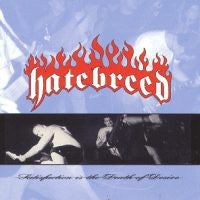 "Hatebreed ""Satisfaction Is The Death Of Desire"" CD"