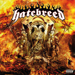 "Hatebreed ""<i>self titled</i>"" LP"