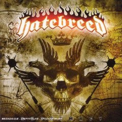 "Hatebreed ""Supremacy"" CD"