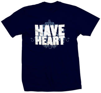 "Have Heart ""Crown"" T Shirt"