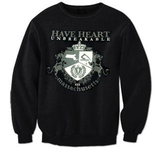 "Have Heart ""Unbreakable"" Crew Neck Sweatshirt"