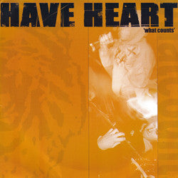 "Have Heart ""What Counts"" CD"