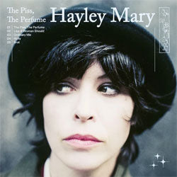 "Hayley Mary ""The Piss, The Perfume"" 10"""