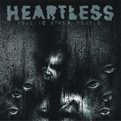 "Heartless ""Hell Is Other People"" LP"