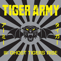 "Tiger Army ""Ghost Tigers Rise"" LP"