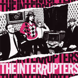 "The Interrupters ""s/t"" LP"