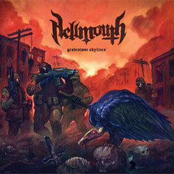 "Hellmouth ""Gravestone Skylines"" LP"