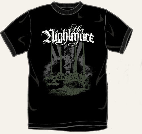 Her Nightmare Statue T Shirt